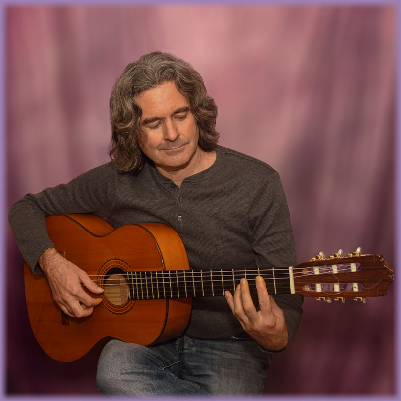 Mark Barnwell Spanish Guitarist